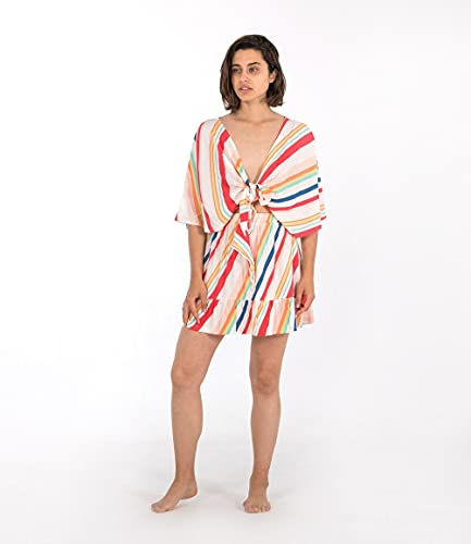 Hurley W Elastic Waist Skirt
