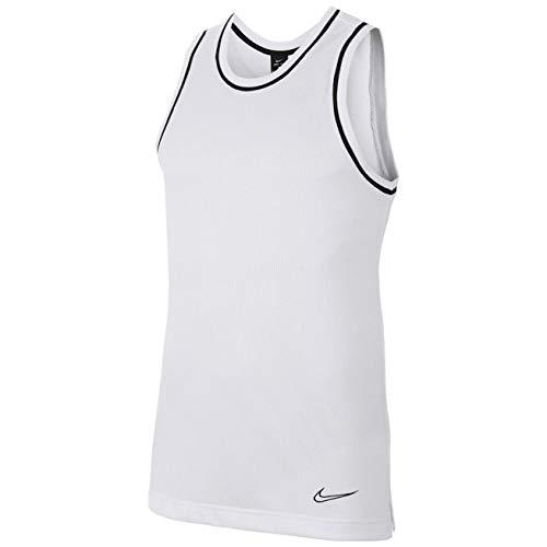 Nike M Nk Dry Classic Jersey Hombre, White/Black/Black