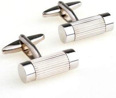WAZG SYBLD Cufflinks (Metal Color : 5)
