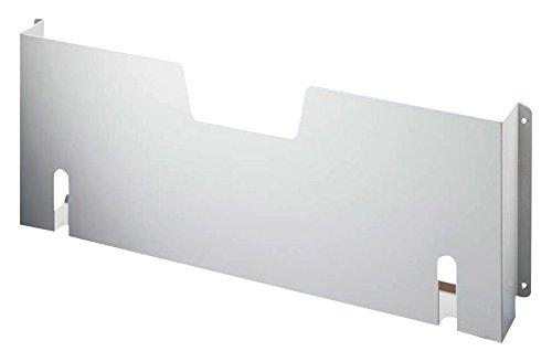 Rittal PS 4116.000 rekplaat - rekaccessoires (Rack plate, grijs, TS, CM, SE, PC, TP, 90 mm, 1 stuk (e), 2,16 kg)