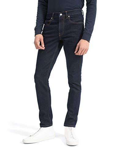 DEMON&HUNTER 8172 Serie Pantalones Vaqueros para Hombre Skinny Fit Jeans Hombre Pantalón Vaquero...