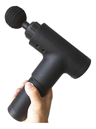 Massageador Pistola Para Fisioterapia Coluna Joelho Ombros