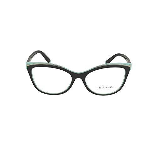Tiffany Brillen TF 2192 Black Turquoise 54/16/140 Damen