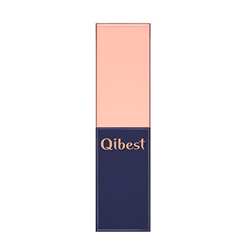 Kapian Verführerischer Matter Lippenstift,Langlebige Feuchtigkeitsversorgung Nicht Leicht zu Verfärben Feuchtigkeitsspendender Lippenstift Lipstick Wasserdichte Langlebige Matte Lipgloss