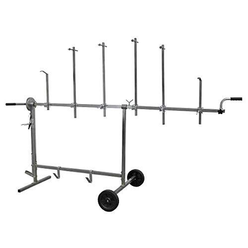 Sealey MK73 - Soporte giratorio universal para panel