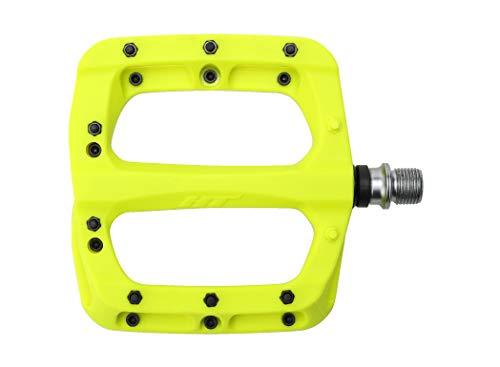 HT componenti PA03A Flat MTB pedali, Bright Yellow