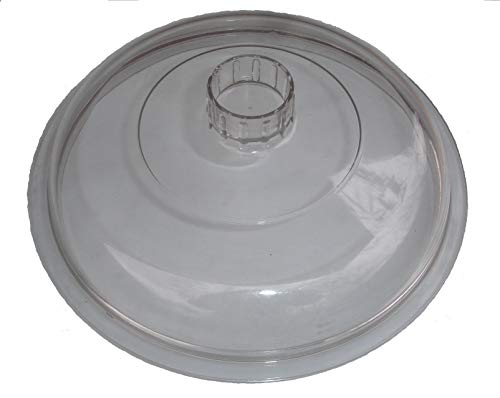 Rival Crock Pot Slow Cooker 3100 3100/2 3120 3150 Genuine Original Plastic Lid 7 3/4 Outside Diameter