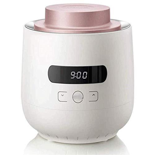 SCJ Kleine automatische Joghurtmaschine ist perfekt für Babys, Kinder und Parfait, leicht zu Fermentieren und zu reinigen