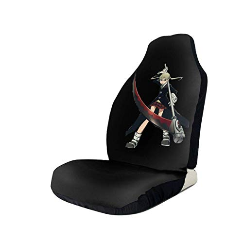 Soul-Eater-Maka-Albarn Autositzbezug Protektor Wasserdichtes Autositzzubehör für PKW LKWs Suv-1PCS
