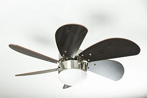 Westinghouse Turbo Swirl Deckenventilato, wenge