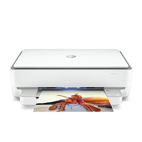 HP ENVY 6020 Multifunktionsdrucker (Instant Ink, Drucker, Scanner, Kopierer, WLAN, Airprint) inklusive 6 Monate Instant Ink