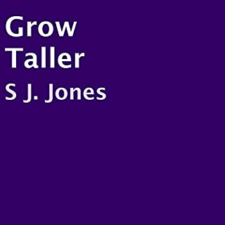 Grow Taller audiobook cover art