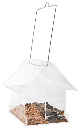 Esschert Design fb374 acryl om op te hangen Combi voederhuis
