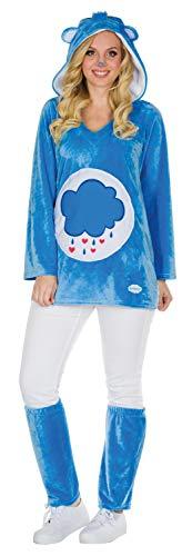 Rubie's Brummbärchi Damen Kostüm Größe S blau Karneval Bär Fasching