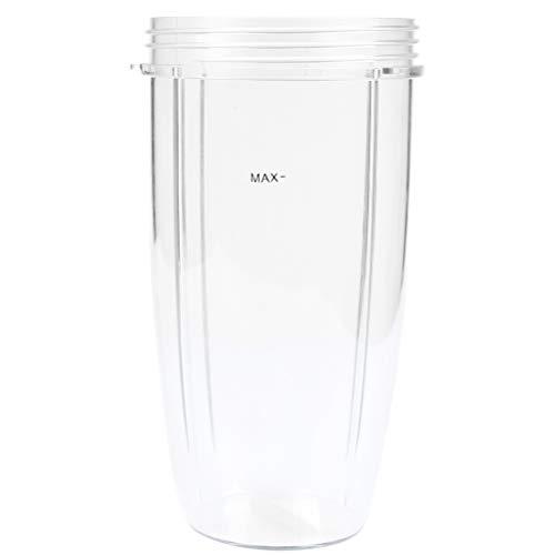 Licuadora de 32 oz, vaso de repuesto para batidora, taza pequeña, accesorio...