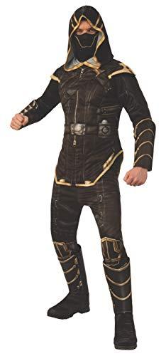 Rubies - Disfraz Oficial de Los Vengadores Endgame Hawkeye, para Hombre Adulto