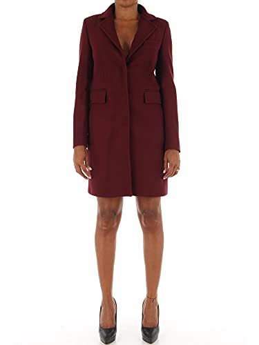 Liu Jo WF1121T4612 Manteau Femme, Breloque rouge, 40