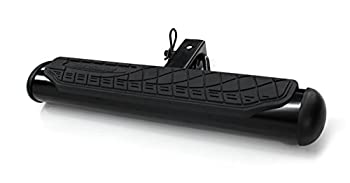 Go Rhino! 460B Black 4  Oval HitchStep for 2  Receivers