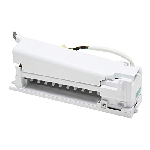 SAMSUNG DA97-15217D Refrigerator Ice Maker Assembly Genuine Original Equipment Manufacturer (OEM) Part