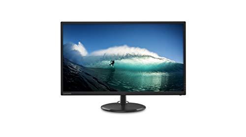 "Lenovo D32q Monitor, Display 31,5"" Quad HD IPS,Bordi Ultrasottili, Risoluzione 2560x1440,250 nits, 4ms,HDMI+Display Port,75Hz, Black"