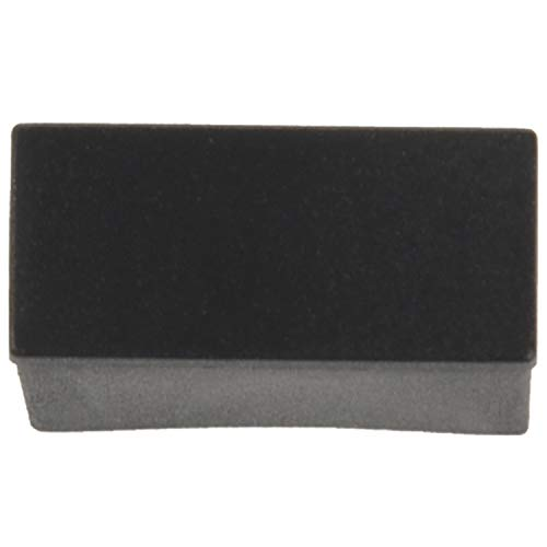 GEEKEN 10pzs Plastico USB A Macho Enchufe Antipolvo Tapa Tapon Cubierta Negro Claro