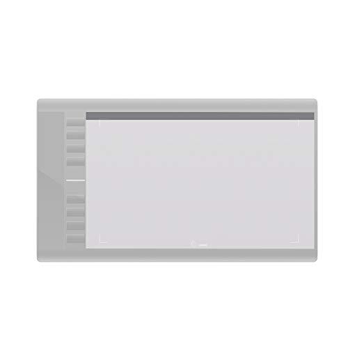 Protector de pantalla,Entweg 1pc Protector de superficie de película protectora transparente para tablero de tableta de dibujo de gráficos M708 de 10 * 6 pulgadas