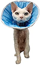 XL OGGID Collarin Protectora Cuello Collar Isabelino Perros y Gatos Collar Recuperaci/ón para Animal Cono para Mascotas Anti-mordida Cirug/ía o Curaci/ón de Heridas 4 Tama/ño