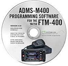 RT Systems Original ADMS-M400 RSD Programming Software for The Yaesu FTM-400DR