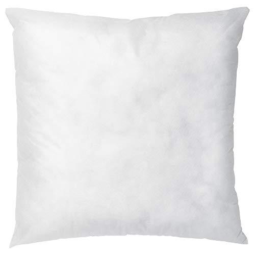 IKEA イケア INNER クッション, 50✖50 ホワイト 40262194