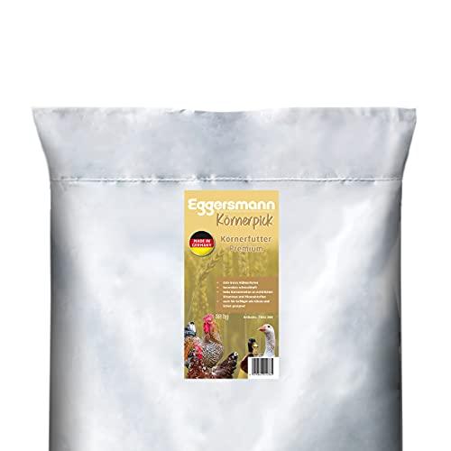 Eggersmann Körnerpick - Hühner Körnerfutter Premium 25 kg