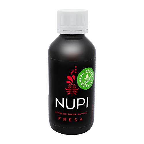 E Líquidos Con Nicotina  marca NUPI