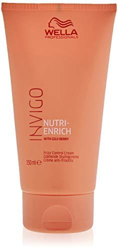 Wella Professionals Invigo Nutri-Enrich Frizz Control Cream, 150 ml