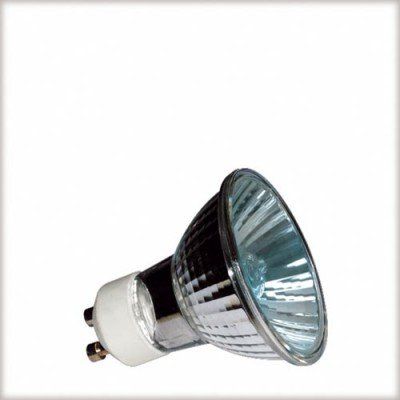 10 x Paulmann 836.07 Xenoncolor daylight Halogen Reflektor 35W GU10 230V 51mm Chrom