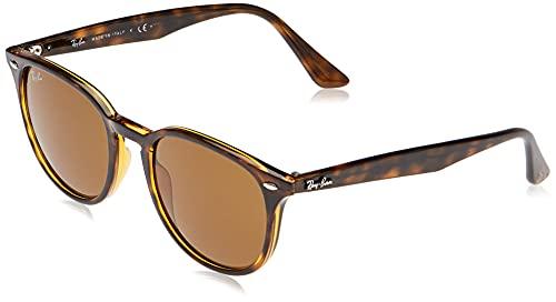 Ray-Ban Rb4259 Gafas de Sol, Shiny Havana, 51 Unisex-Adulto