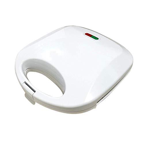 YFGQBCP sandwichera, Desayuno Multi Función Máquina sandwichera Tostadora Saludable de Doble Cara for Hornear Easy Clean