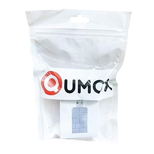 QUMOX 8Bitdo USB Wireless Adapter für PS Classic Edition Windows Mac Raspberry Pi Switch (Android)