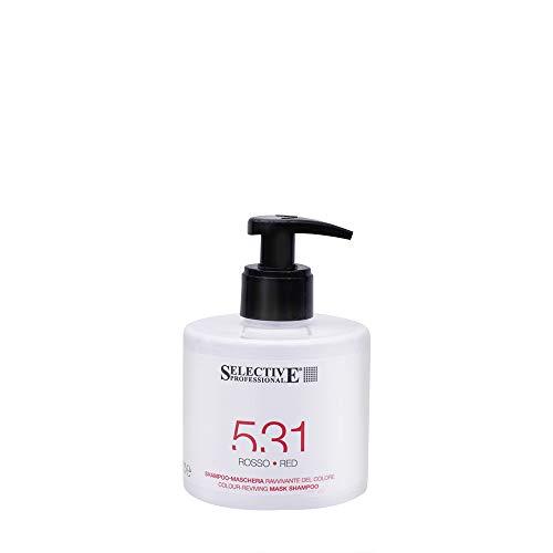 Selective Professional 531 Mascarilla Color Rojo 275ml