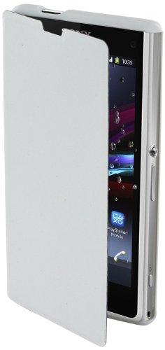 Made for Xperia Easy - Funda folio para Sony Xperia Z1