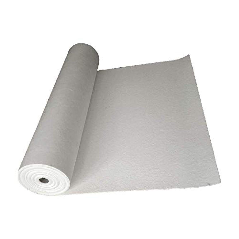 Ceramic Fiber Paper 7620x610x1mm Non Asbestos Fireproof Kiln Shelf Liner