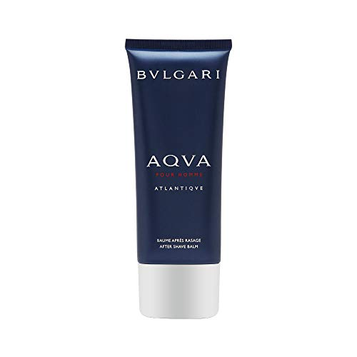 Bvlgari Aqva Pour Homme Atlantique Aftershave Balm, 1er Pack (1 x 100 ml)