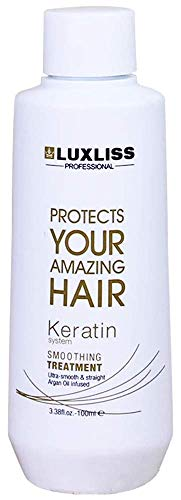 Luxliss Keratin Smoothning Treatment 100 Ml