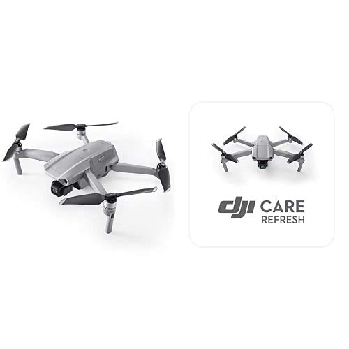 DJI Mavic Air 2 Drone Quadcopter UAV + DJI Mavic Air 2 - Sin Tarjeta, Con Care Refresh