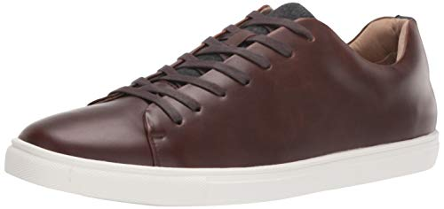 Unlisted by Kenneth Cole Men's Stand Sneaker PT, Brown,11