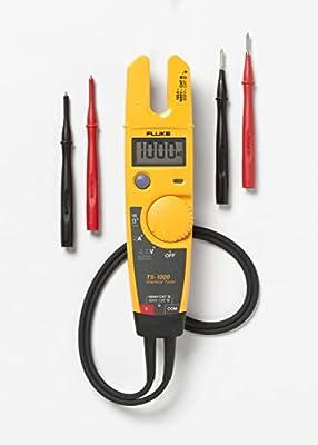 Fluke T5 600 600V Voltage Continuity and Current Tester