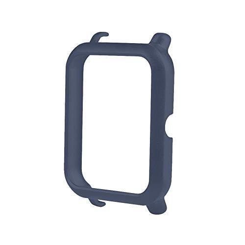 penta Estuche Protector para Reloj Inteligente, Cubierta antiarañazos Carcasa Protectora de Cuerpo Completo para Reloj Inteligente Amazfit Bip S
