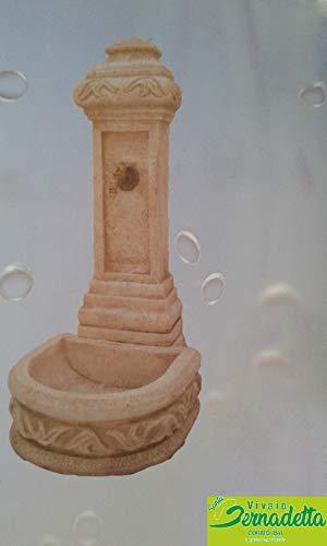 Art_29 Fontana Spagnola DI VIVAIO SANTA BERNADETTA SRLS Giardino Per Interno/Esterno-H 125 Cm