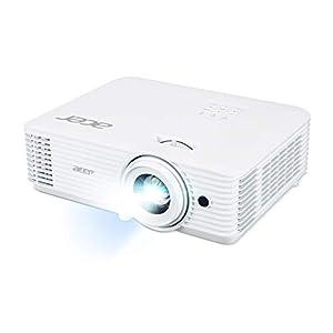 Acer H6541BDi DLP Beamer (1080p Full HD (1.920 x 1.080 Pixel) 4.000 Lumen 10.000:1 Kontrast, 3D, Keystone, 1x 3 Watt Lautsprecher, HDMI (HDCP), Audio Anschluss) Home Cinema