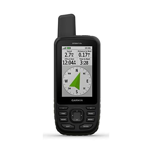 Garmin GPSMAP 66s Navigateur 7,62 cm (3\