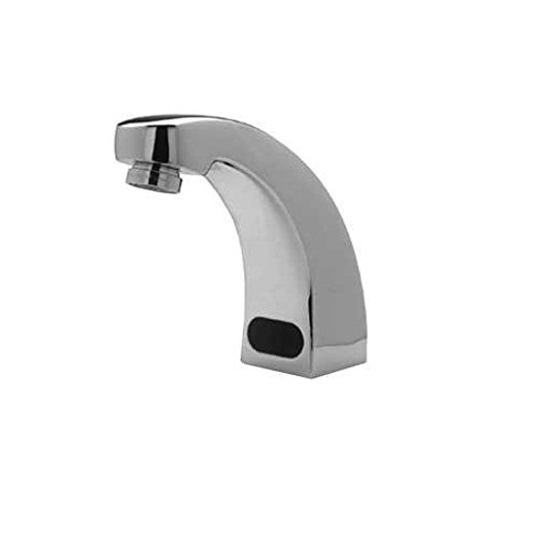 Zurn Z6913-MT Aquasense Battery Powered Sensor Operated Bathroom Faucet with Mixing Tee, Single Hole, Chrome