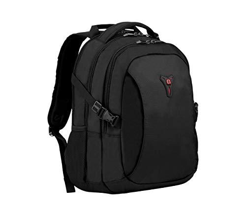 Wenger 601468 16 'Sidebar Deluxe Laptop Rucksack mit Tablet-Pocket {25 Liter}, Schwarz